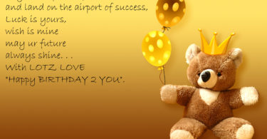 birthday wishes for someone special funny